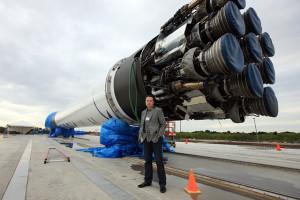 Falcon 9 вдало здійснила м'яку посадку