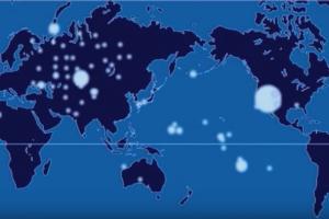 Ядерні вибухи з 1945 року по наш час